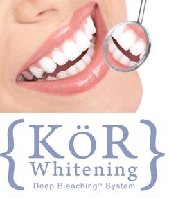 KOR Tooth Whitening