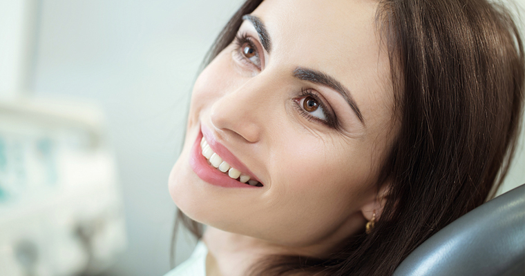 Good Result with cosmetic dentistry options!