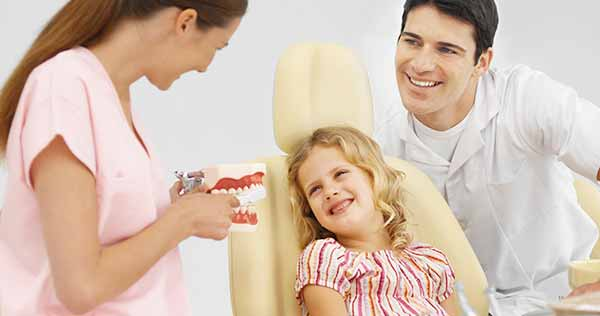 Dispensing gentle dentistry services to Duarte area