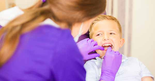 Selecting a Glendora area Dentist for your child