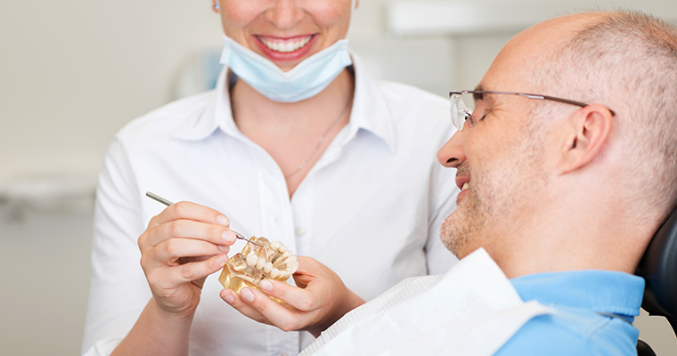 Dentist in Azusa, CA answers, how do dental crowns work?