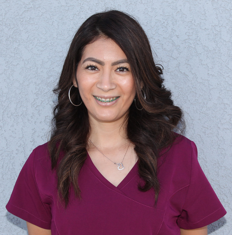 Vanessa - Treatment Assistant of Gentle Care Dentistry