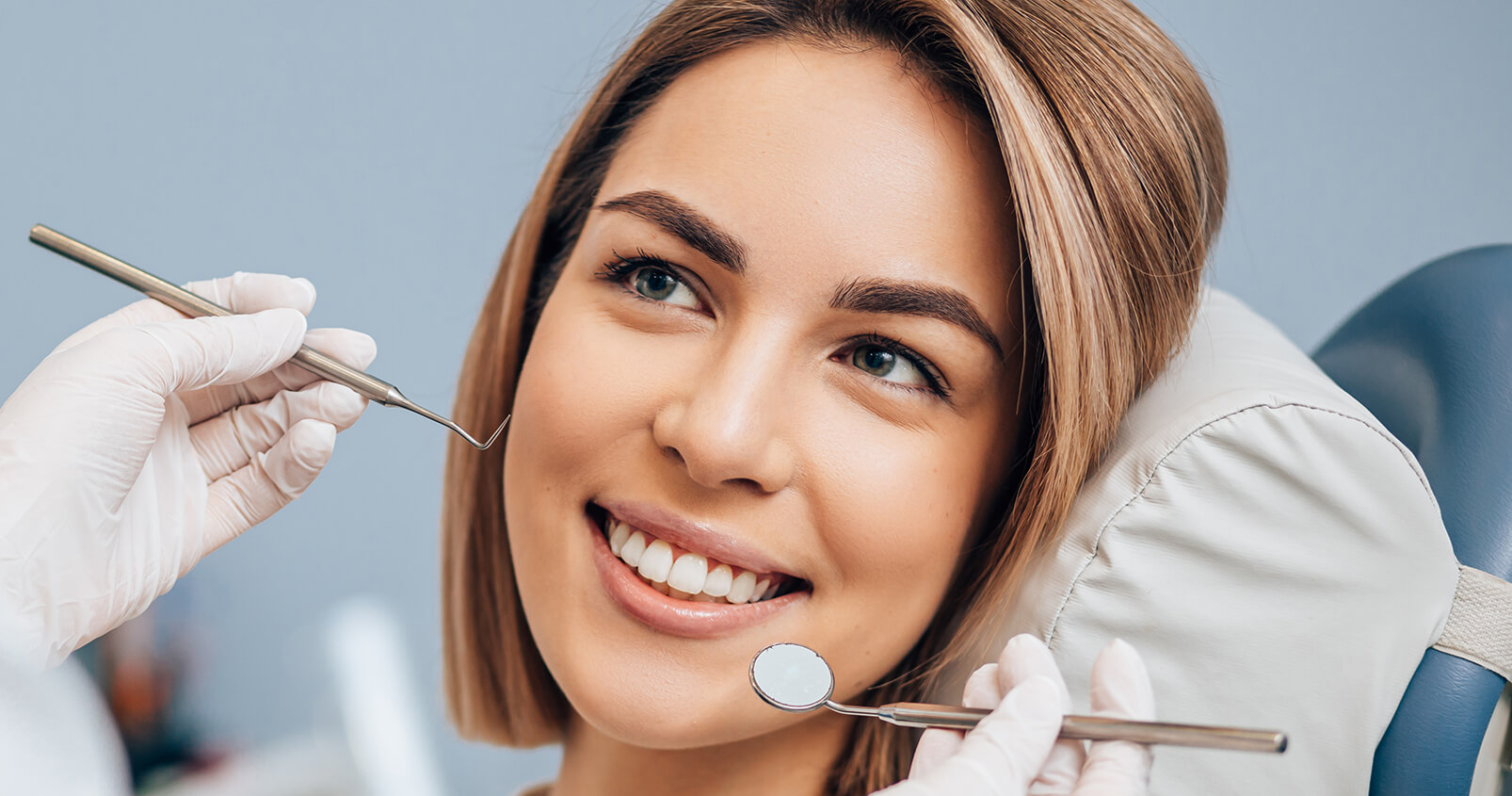 Cosmetic Dental Office at Gentle Care Dentistry in Azusa CA Area